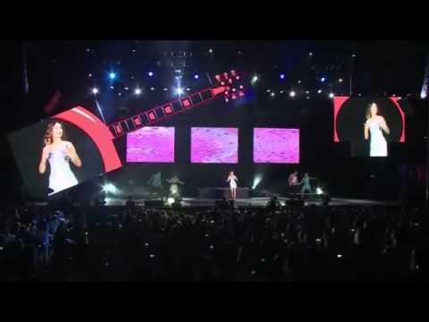 Violetta  Te creo - (Radio Disney Vivo 2012)