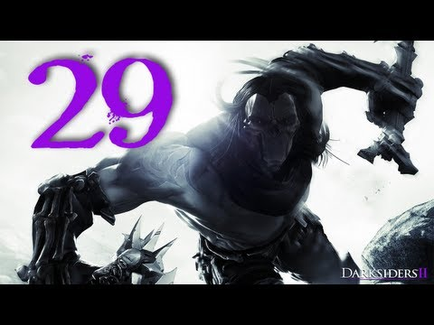 Darksiders 2 Walkthrough / Gameplay Part 29 - Closer to the Champion
