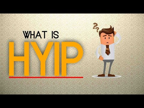 What is hyip investment unit