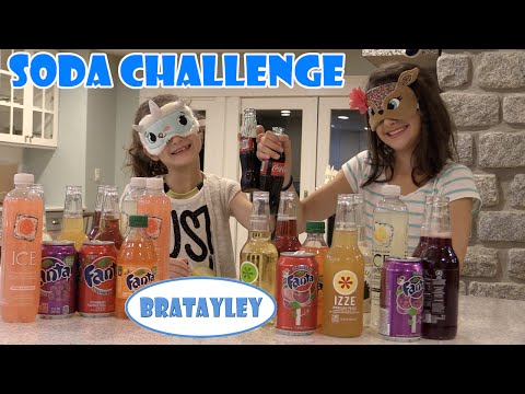 Soda Challenge (WK 252.2)   Bratayley