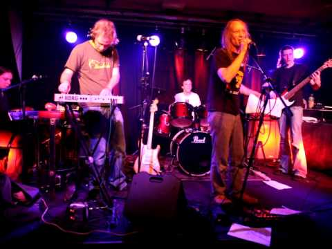 tubel trophy(spacenote live at the ochsen cover night in zofingen  16 05 09