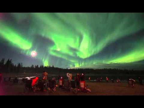 10/02 Aurora Viewing