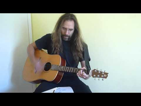 Prayer of the refugee (Rise Against) - acoustic cover