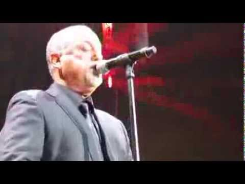 Billy Joel - We Didn't Start the Fire - Toronto 2014