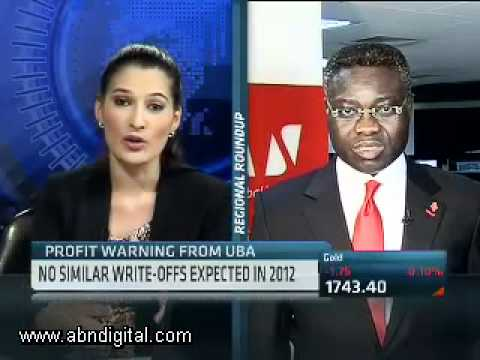 UBA Profit Warning and Forecast with CEO Phillips Oduoza