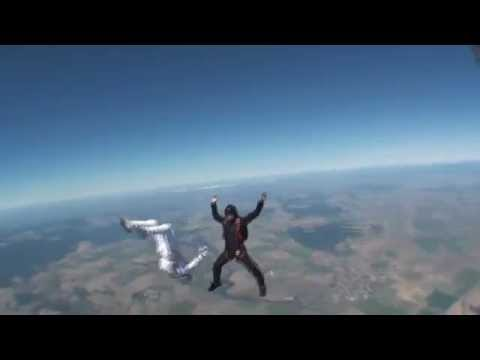 European Championships & World Cup Formation Skydiving & Artistic Events 2012 - DAY 1