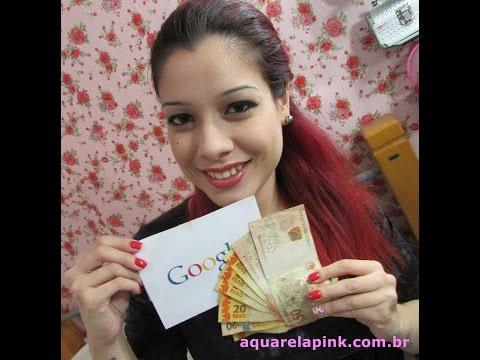 1° Pagamento do Google Adsense (banco, taxas e decepção)