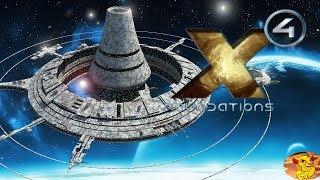 X4 FOUNDATIONS - ПРОХОЖДЕНИЕ СЮЖЕТА И НАЧАЛО СТРОИТЕЛЬСТВА ГРОМАДНОЙ СТАНЦИИ