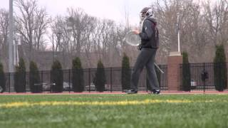Worth the Wait - Bellarmine Goalie Will Haas