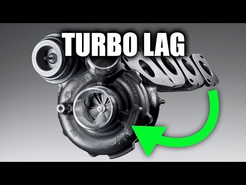 what is a turbo lag.