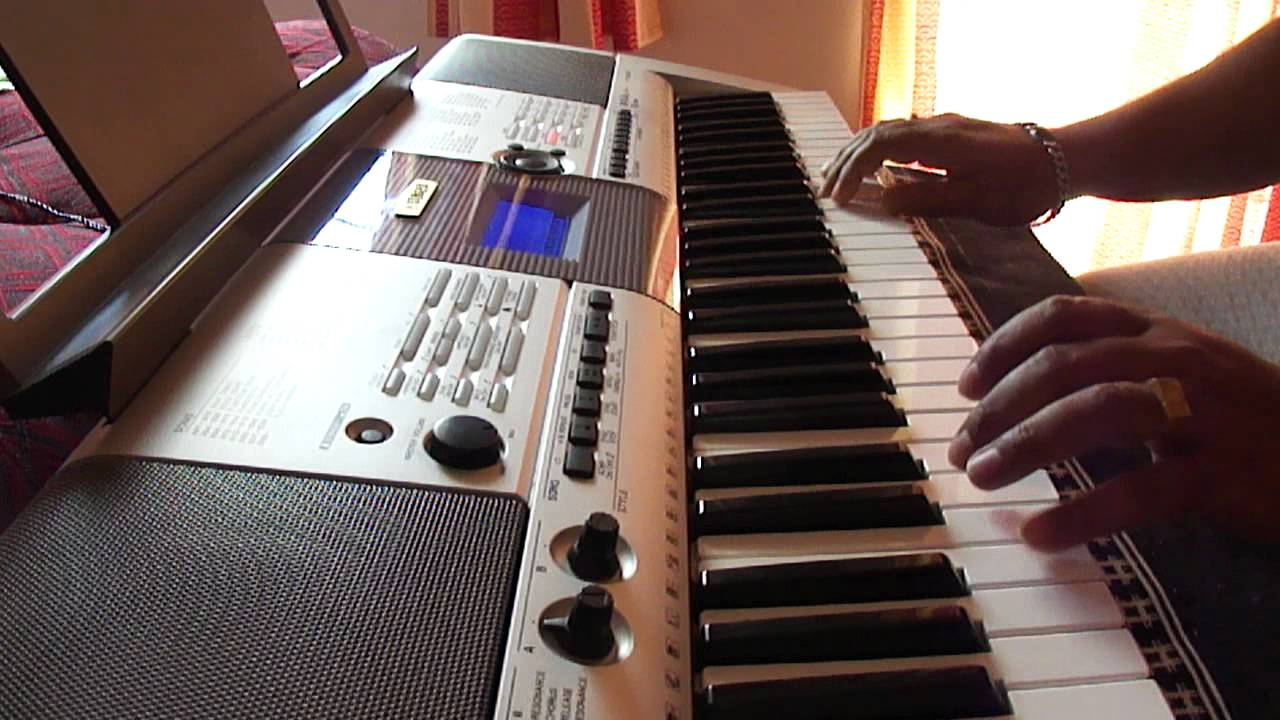 Piano cover of the song 39 guzaarish 39 from the movie for Yamaha keyboard i425