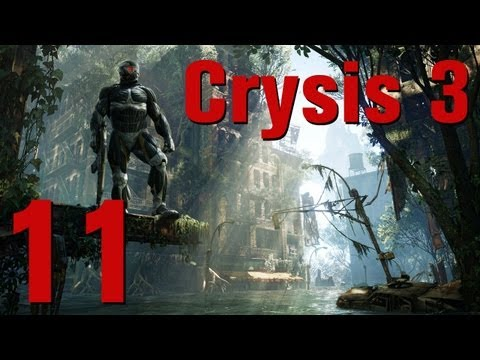 Crysis 3 Walkthrough Part 11 - Red Star Rising