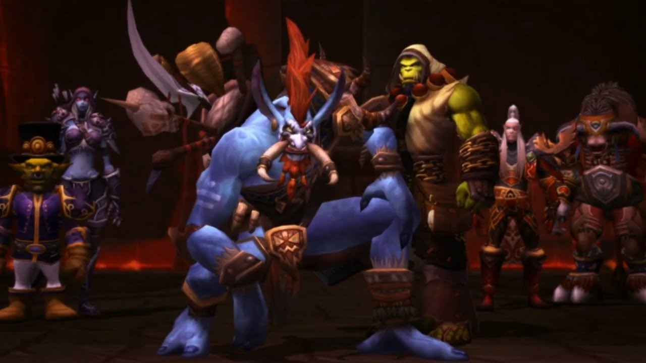 World of warcraft worn troll dice erotic video