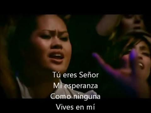 Hillsong - Eres mi fortaleza (con letras en español)