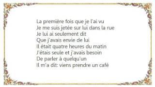 Céline Dion - Un Garçon Pas Comme Les Autres Ziggy Lyrics