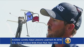 Andrew Landry And Second Chances On The PGA Tour