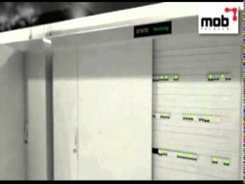Mob Telecom - Data Center Smart Shelter Container