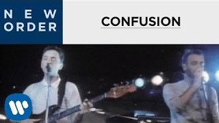 Watch New Order Confusion video