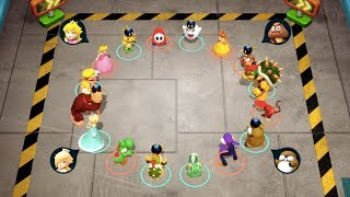 Super Mario Party - All Lucky Minigames (Peach Gameplay) | MarioGamers