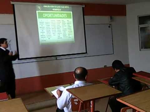 SUSTENTACION DE TESIS PARA EL GRADO DE MAGISTER - PLAN DE MARKETING - 05 06 2013 - By. Felix Peru