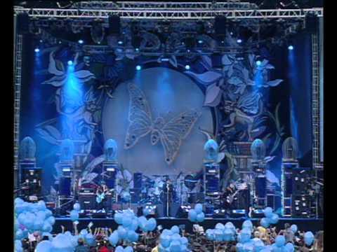 Мумий Тролль - Недопонимающая (Live @ Лужники 2002)