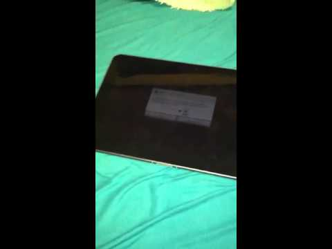 Galaxy tab 10.1 touch screen issue