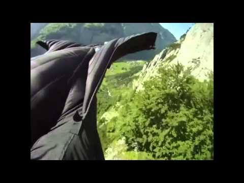 Jeb Corliss - Wingsuit BEST VIDEO