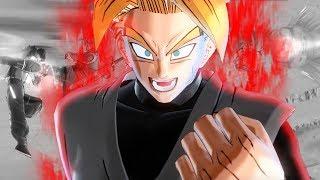 Unknown Saiyan Ties! Path To Corruption | Dragon Ball Xenoverse 2v2 Fights