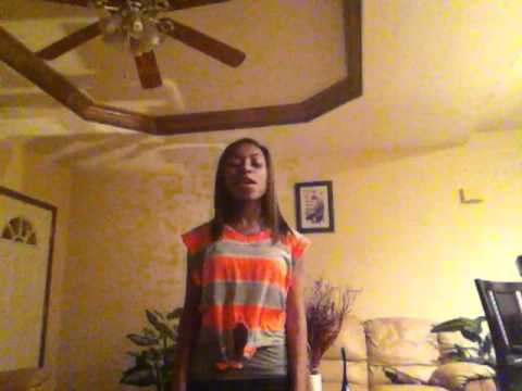 4 Letter Word - Diggy Simmons (cover)