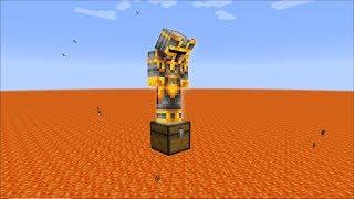 Minecraft UNFAIR LAVA SURVIVAL MOD / SURVIVE THESE UNFAIR TASKS!! Minecraft