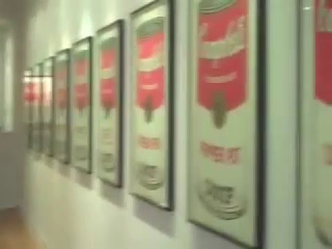 Andy Warhol's Campbell Soup Cans