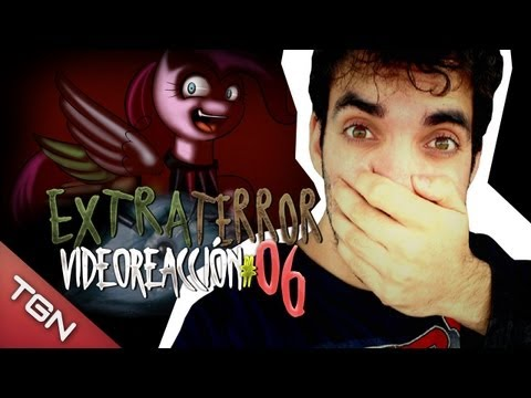Extra Terror Video reacción 6# My Little Pony Ready to Die Cupcakes
