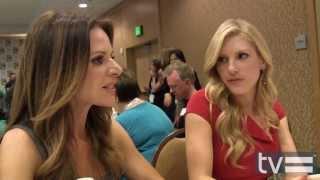 Vikings Season 2: Katheryn Winnick & Jessalyn Gilsig Interview