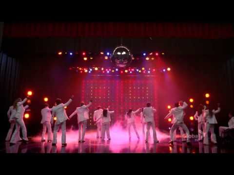 Glee Cast - Stayin