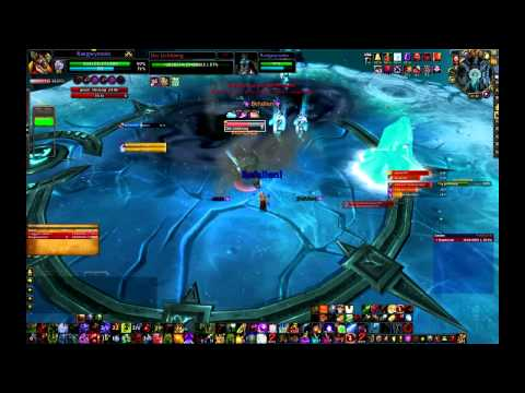 DK solo: Heroic Lichking 34% (uncut)