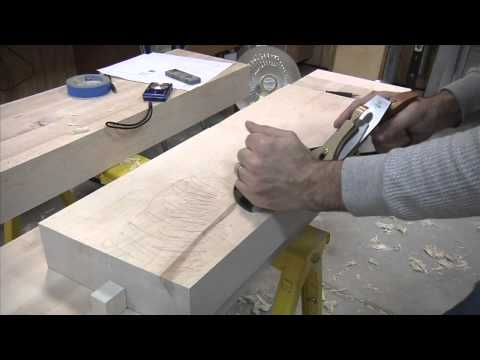 169 - How to Flatten Boards Wider Than Your Jointer