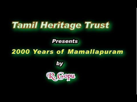 Mamallapuram | மாமல்லபுரம் - 2000 ஆண்டுகள்