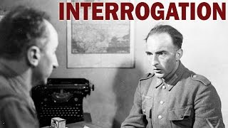 World War 2 Interrogation Techniques | Intelligence Gathering | WW2 Military Training Film | 1943