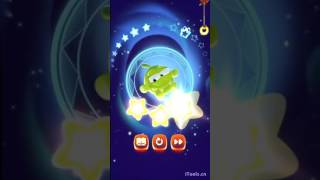 Cut the Rope Magic Sky Castle Lv 1-1 to Lv 1-15 All Stars