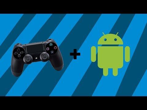 طريقة تشغيل يد PS4 على اجهزة الاندرويد