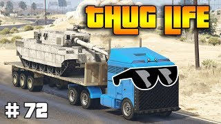 GTA 5 ONLINE : THUG LIFE AND FUNNY MOMENTS (WINS, STUNTS AND FAILS #72)