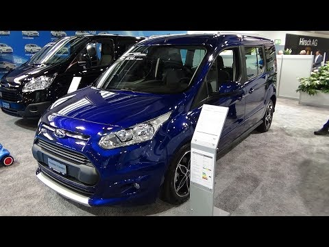 2018 Ford Tourneo Connect Trend
