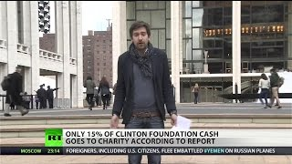 Clinton donations: Where were all those millions going?