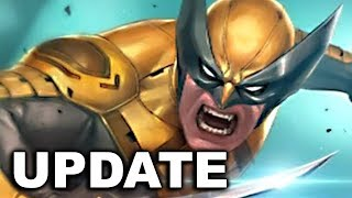 Marvel: Future Fight - WTF? New X-Men Update + All Characters