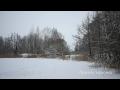 Природа, зима,  снег, деревья, замерзшая река, музыка, релакс,  медитация, леди винтер.