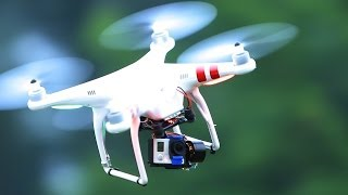 Airy Brushless Gimbal for DJI Phantom