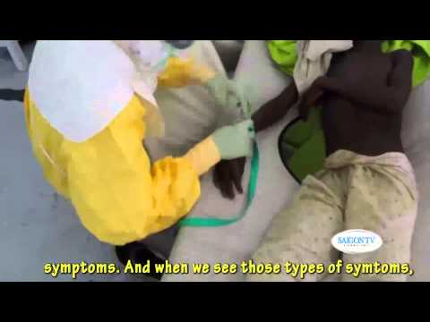 Weekend News Report: Ebola (Vietnamese with English subs)
