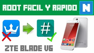 Root y Recovery TWRP para ZTE Blade V6/X7/D6/Own One / English Subtitles