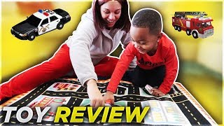 PAW PATROL TOYS Rescue Play Mat Games for Kids