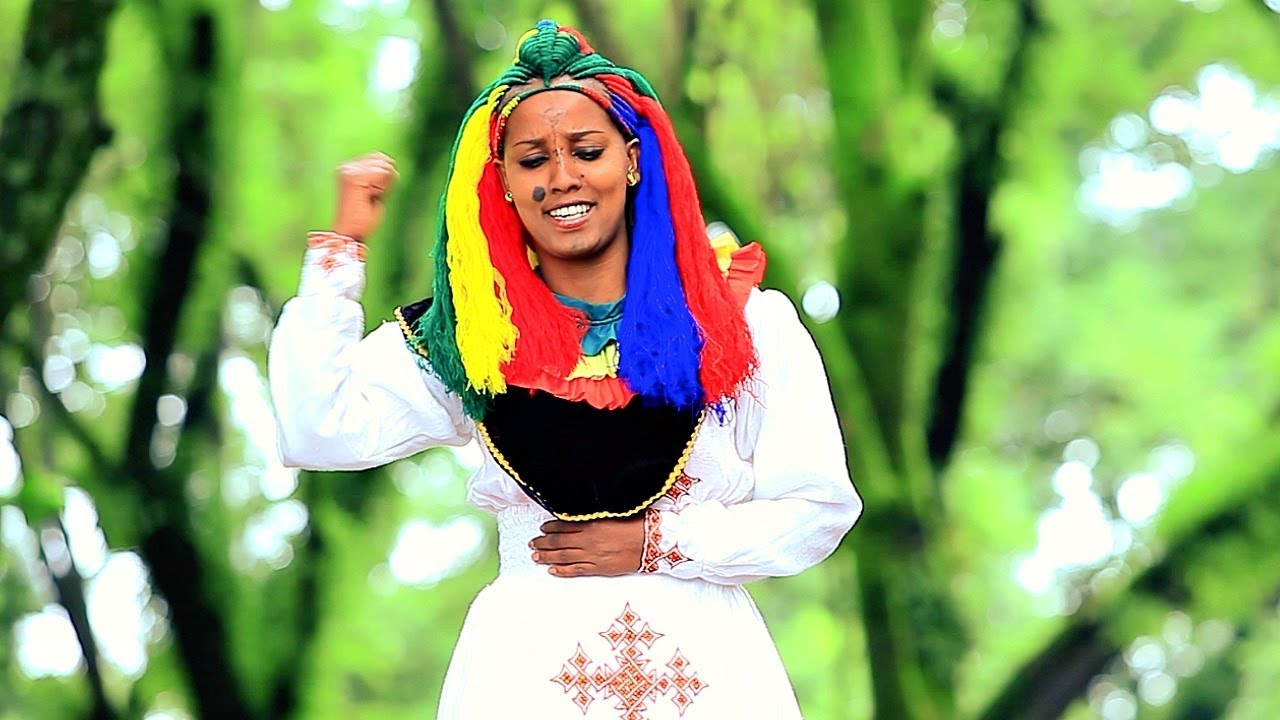 Maditu Weday - Negodguadu Beza ነጎድጓዱ በዛ (Amharic)